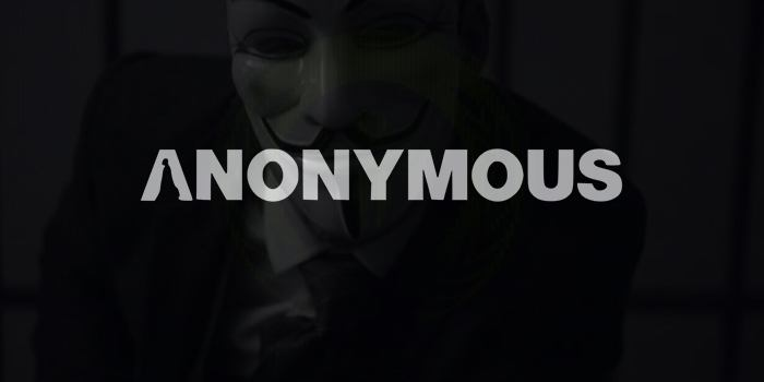 Anonymous Kimdir?